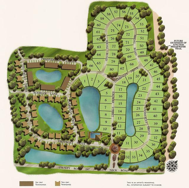 Breakwater Lewes Delaware Real Estate - Sales by Jack ...