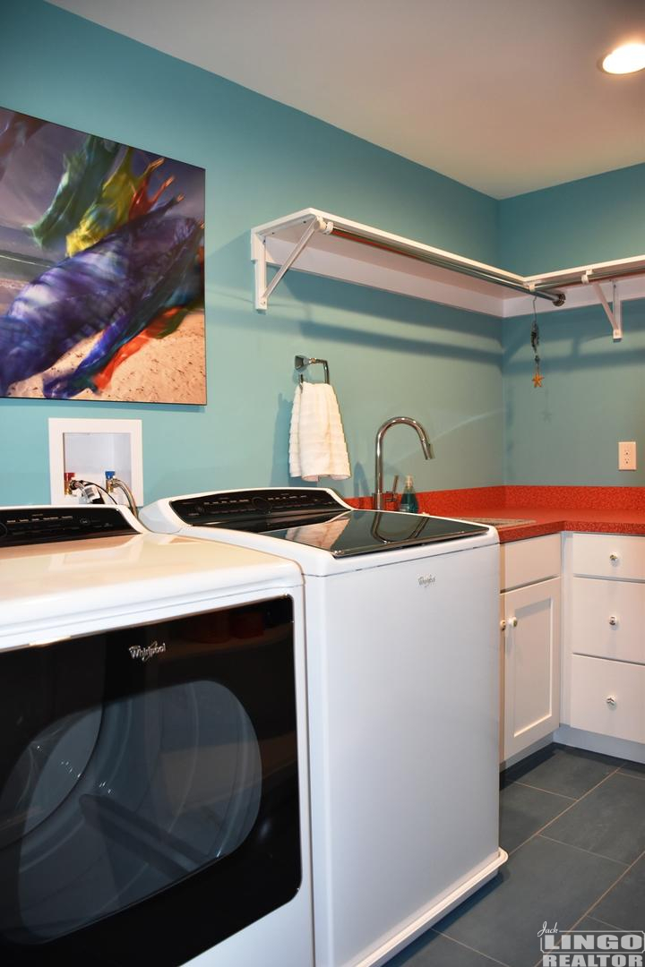 Laundry_Room_on_1st_and_2nd_Floors 308 W Cape Shores Drive Rental Property