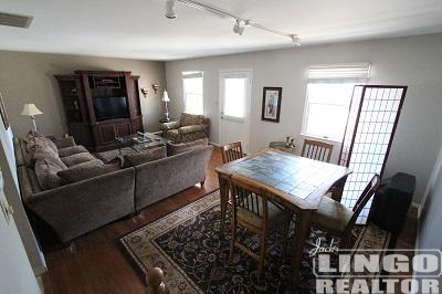 living_dining 408 KING CHARLES AVENUE #2 Rental Property
